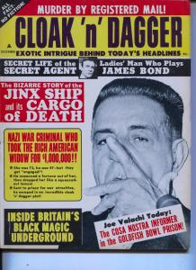 Cloak 'n' Dagger-Sean Connery-Hans Walter Zach-Nenntwich-Dec-1964