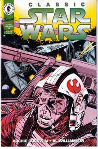 Classic Star Wars # 16,17,18,19,20  New Hope Revisited !