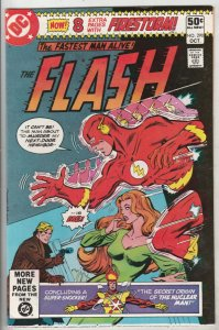 Flash, The #290 (Oct-80) NM- High-Grade Flash