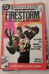 The Fury of Firestorm  50 9-0-vf-nm