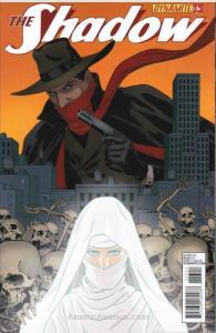 Shadow, The (5th Series) #13B VF/NM; Dynamite | save on shipping - details insid