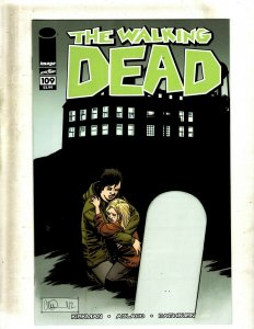 Lot Of 6 Walking Dead Image Comic Books # 109 111 112 113 114 115 CV D Negan RP4
