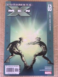 Ultimate X-Men #63 (2005)