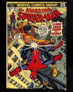 Amazing Spider-Man #123 Luke Cage Hero For Hire!