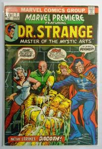 Marvel Premiere #7, Water Damage 3.0 (1973)