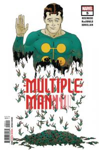 Multiple Man #5 (Marvel, 2018) NM