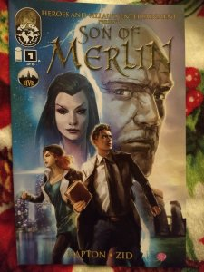 Son of Merlin #1 NM Variant cover A