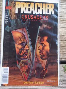 Preacher 22 VF/NM  condition. Part 4 of the Crusaders story line.