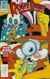 Roger Rabbit #11 VF/NM; Disney   save on shipping - details inside