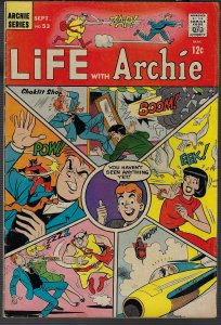 Life with Archie #53 (Archie, 1966) F+