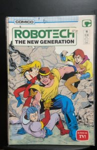 Robotech: The New Generation #15 (1987)