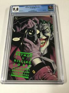 Batman The Killing Joke 1 NN Cgc 9.8 1st First Print Dc Comics 2030396004