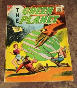 The Green Planet Special Edition VG/FN 1962 Silver Age Charlton Sci-Fi Comic