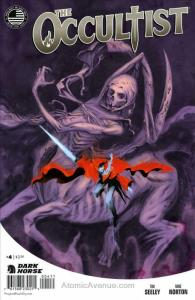 Occultist (3rd Series), The #4 VF/NM; Dark Horse | save on shipping - details in