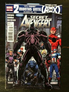 Secret Avengers 23 - 1st Appearance of Agent Venom