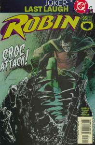 Robin #95 VF/NM; DC | save on shipping - details inside