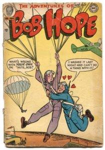 Adventures of Bob Hope #26- DC comics- incomplete
