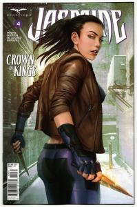Jasmine Crown Of Kings #4 Cvr C (Zenescope, 2018) NM