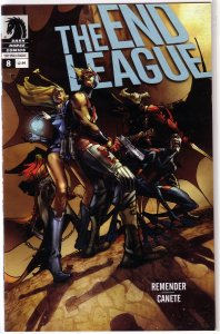 End League #8 VG/FN (Dark Horse) Remender/Canete