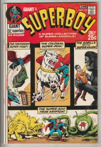 Superboy #174 (Jun-71) VF/NM High-Grade Superboy