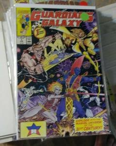 Guardians of the Galaxy #1  1991.1st apperance TASER FACE GOTG MOVIE  key