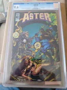 Aster #0  9.6 Cgc