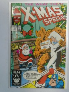 What The --?! #10 X-Mas Special 6.0 FN (1991)
