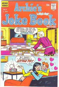 Archie's Joke Book #162 (Jul-71) FN/VF- Mid-High-Grade Archie, Betty, Veronic...