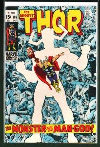 Thor #169 (1969)