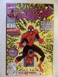 AMAZING SPIDER-MAN # 341