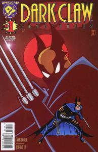 Dark Claw Adventures #1 VF; Amalgam   save on shipping - details inside