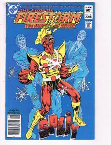 Firestorm The Nuclear Man #13 VF DC Comics Flash TV Split Comic Book 1983 DE21