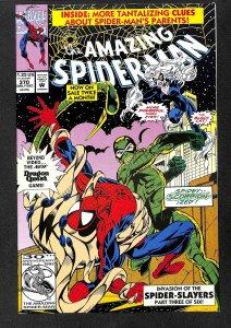 The Amazing Spider-Man #370 (1992)