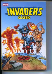 Invaders Classic-Roy Thomas-TPB-trade