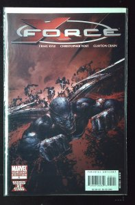 X-Force #5 Bloody Variant (2009)