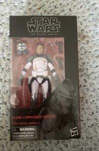 Commander Wolfe Star Wars Black Series