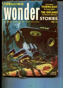 Thrilling Wonder Stories-Pulp-4/1953-Damon Knight-Katherine MacLean