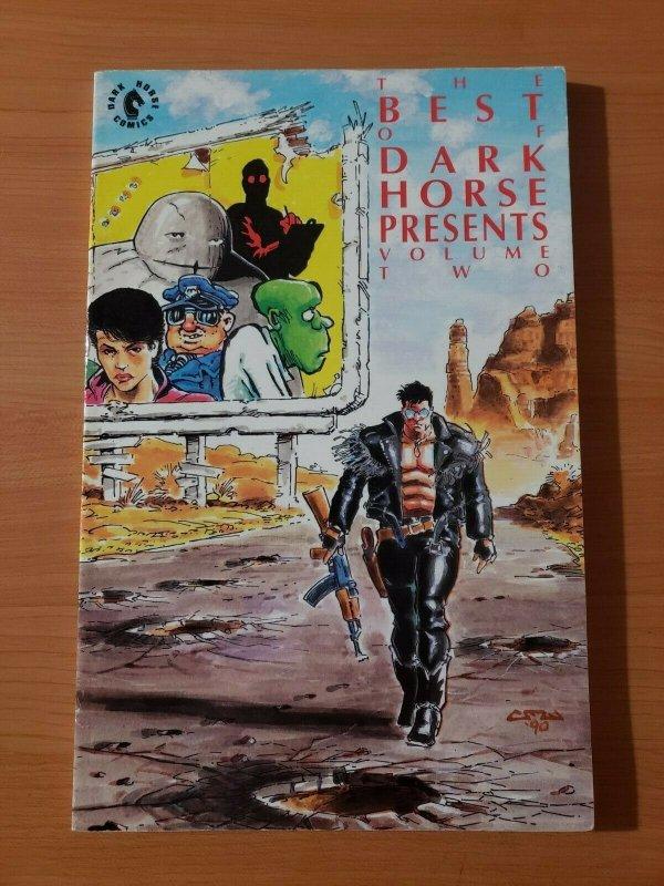 Best of Dark Horse Presents Two #2 ~ NEAR MINT NM ~ 1989 Dark Horse Comics