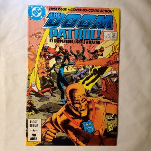 Doom Patrol 1 Very Fine