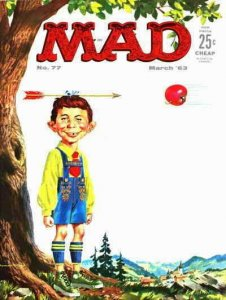 Mad #77 VG; E.C   low grade comic - save on shipping - details inside