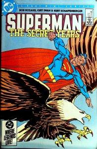 Superman: The Secret Years #4 (1985)