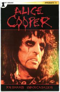 ALICE COOPER #1, VF, 2014, Photo Variant, more in store, Rocker, Rock n Roll