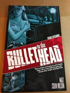 Bullet to the Head by Matz (2011 tpb) Dynamite 2nd printing