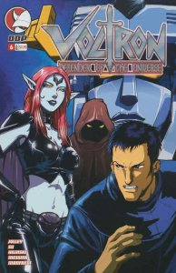 Voltron: Defender of the Universe (Vol. 2) #6 VF/NM; Devil's Due | save on shipp