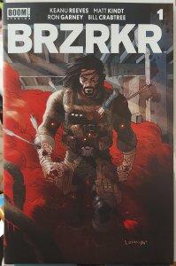 BRZRKR #1 NM 1st Comic Book by Keanu Reeves