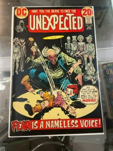 The Unexpected 143 VF Nick Cardy Cover (Jan. 1973)