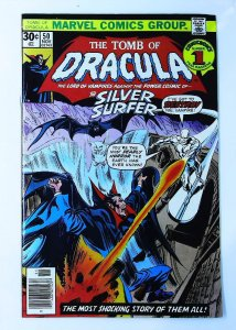 Tomb of Dracula (1972 series) #50, NM- (Actual scan)