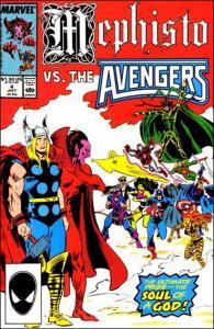 Marvel MEPHISTO VS. # VF-