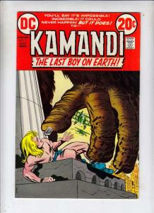 Kamandi the Last Boy on Earth #7 (Jul-73) NM- High-Grade Kamandi