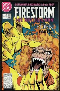 Firestorm Lot of 4 Issues: #s 78,89,90,99 (2nd Series 1982, DC)